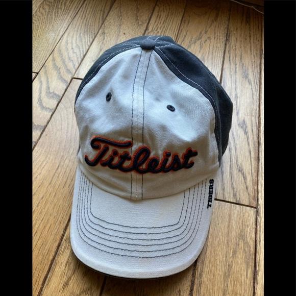 Titleist Golf Hat   One Size